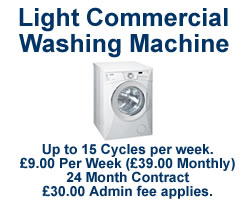 Light Commercial Washing Machine